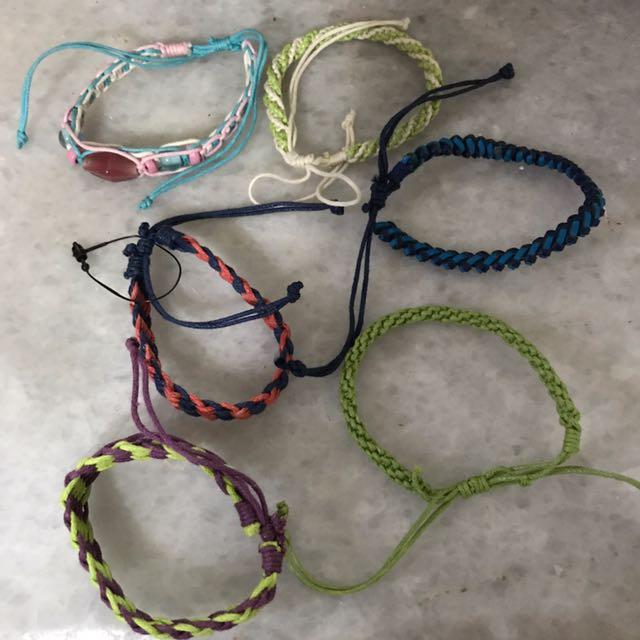 Bracelet Rajut