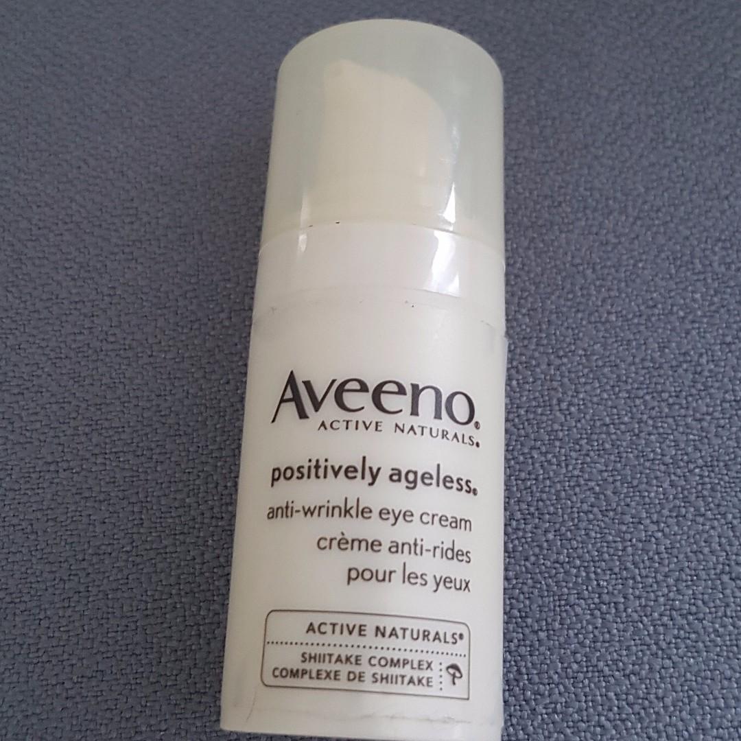 BRAND NEW UNUSED - Aveeno Anti Wrinkle Eye Cream