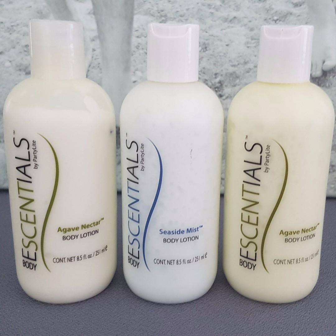 BRAND NEW UNUSED - Body Escentials Creams $4 each
