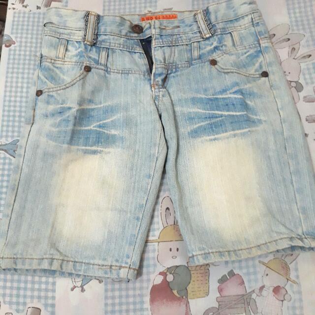 Celana Pendek (Jeans)