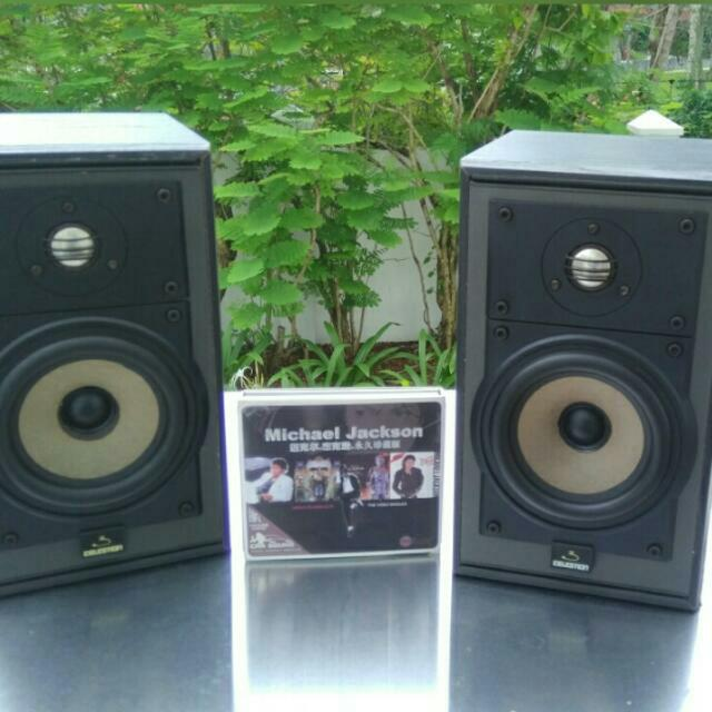 Celestion 3 Bookshelf Speakers Electronics Audio On Carousell