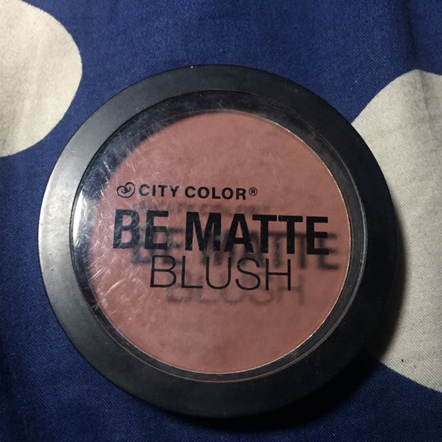 City Color Blush