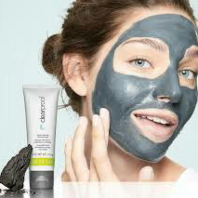 [Instock] Mary Kay Clear Proof Charcoal Mask (Includes normal postage)