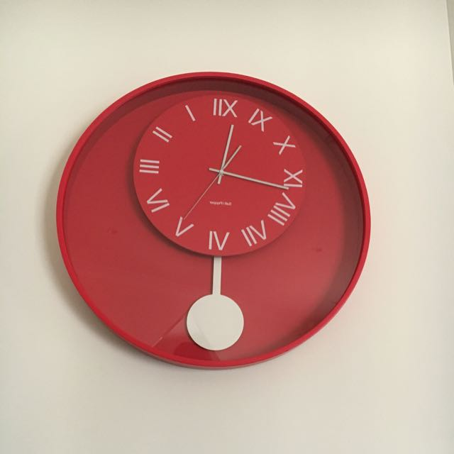 Clock by Salt and Pepper