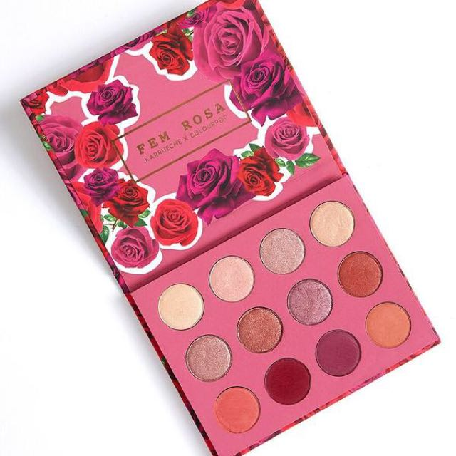 COLOURPOP SHE EYESHADOW PALETTE眼影盤