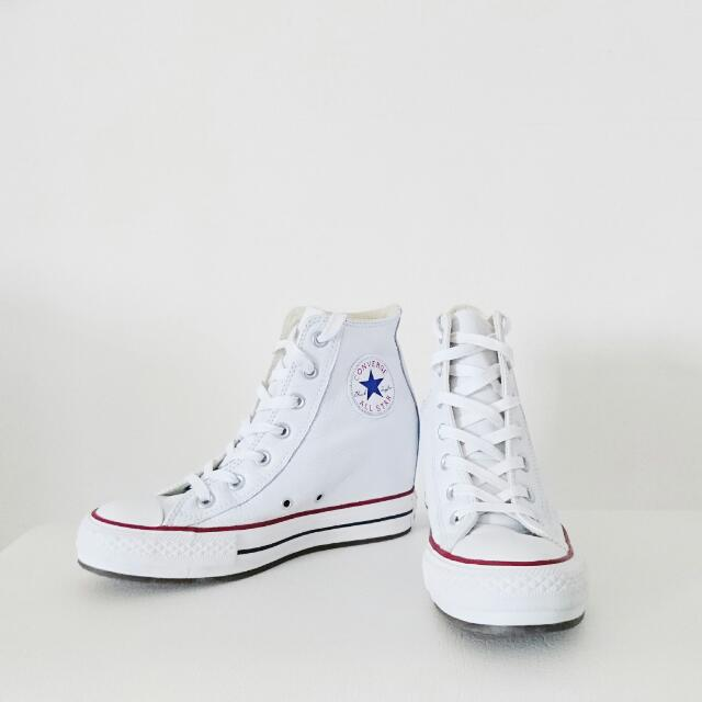 Converse Chuck Taylor Lux Wedge Mid
