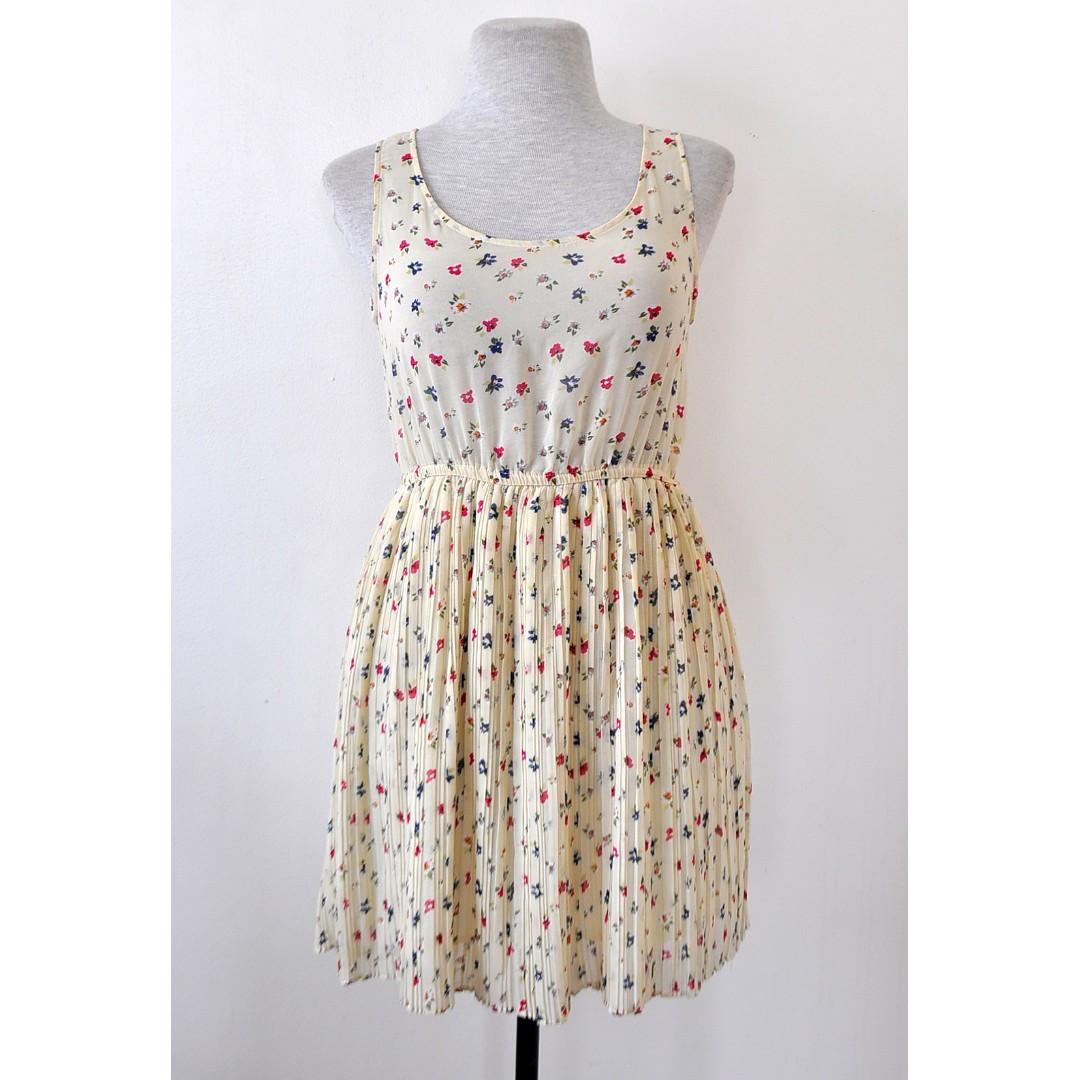 Dainty Sheer Dress