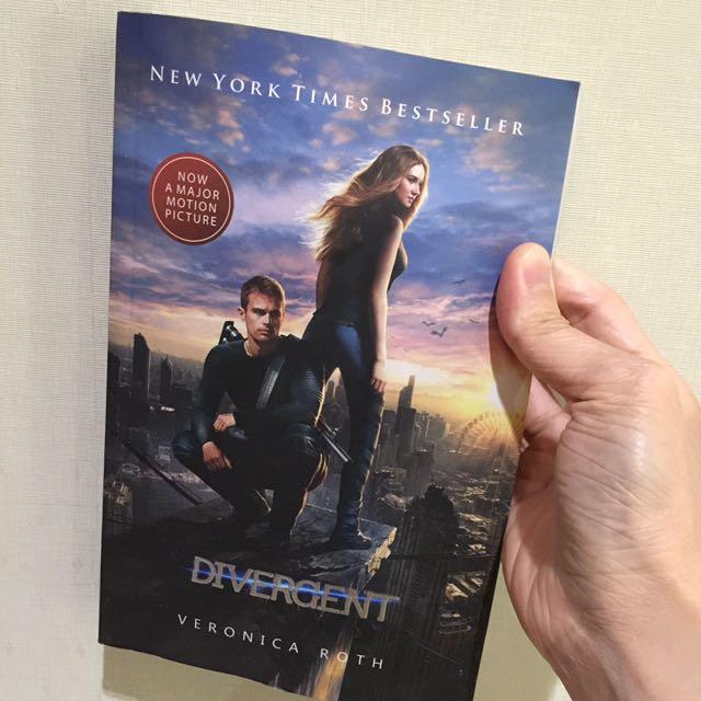 Divergent Seri 1