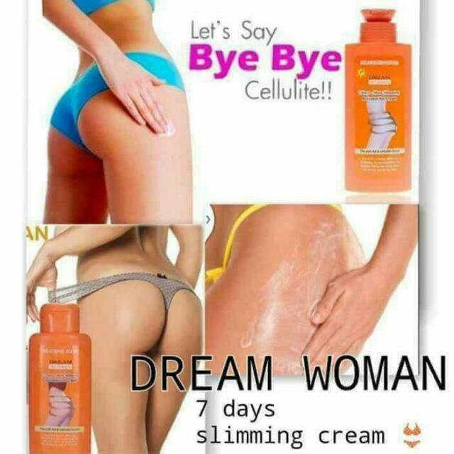 dream woman slimming lotion