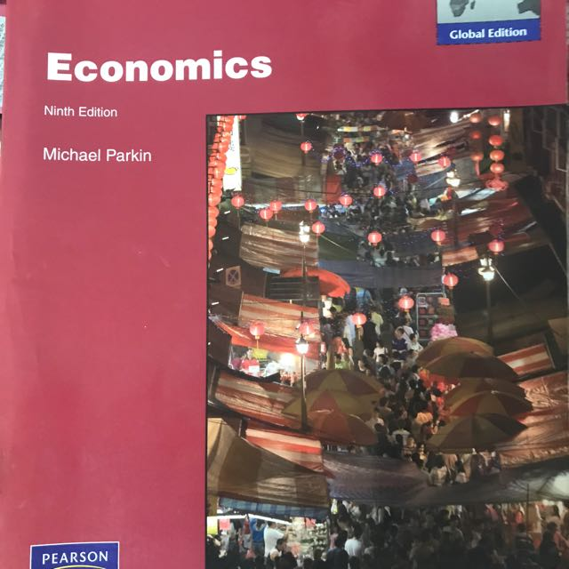Economic 經濟學 Parkin