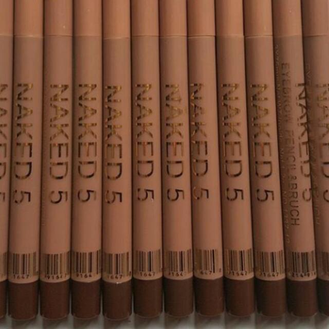 Eylener Putar Naked Coklat