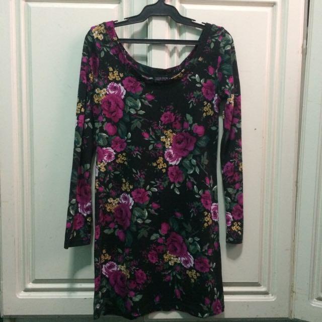 Trunkshow Floral Dress