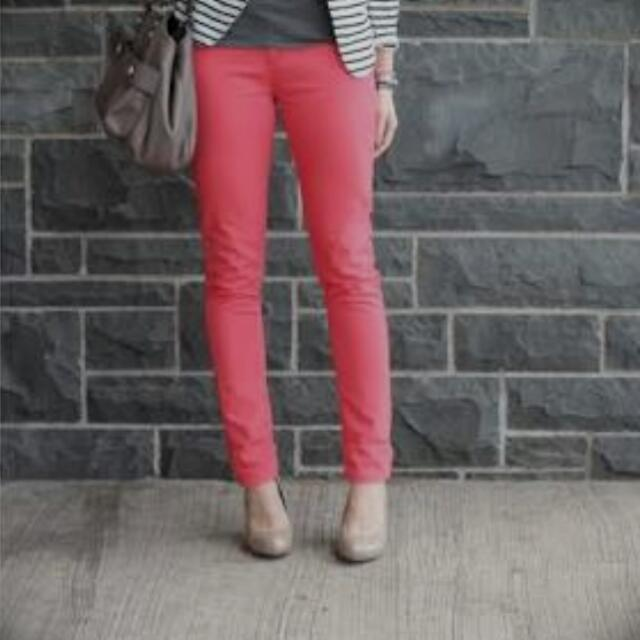 For You With Love Pink Jeans