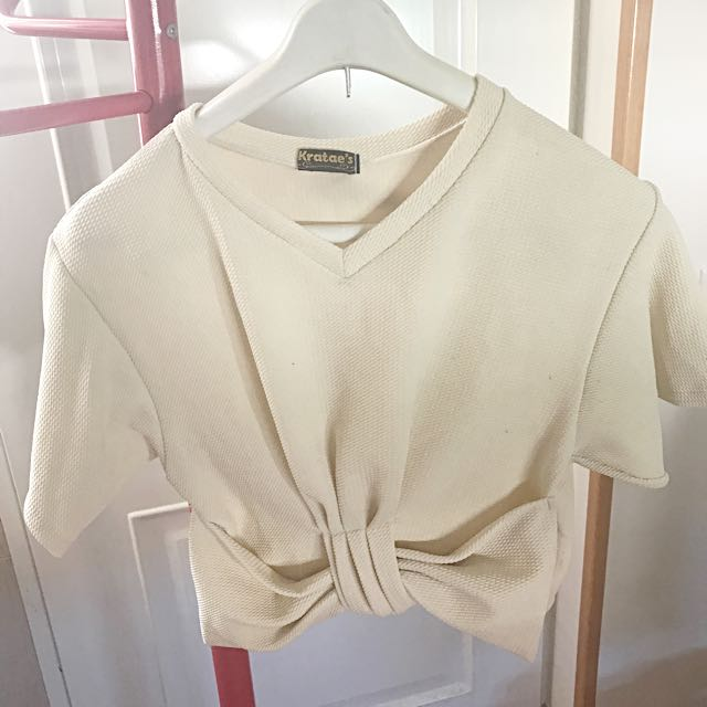 REPRICE!! Front Bow Top