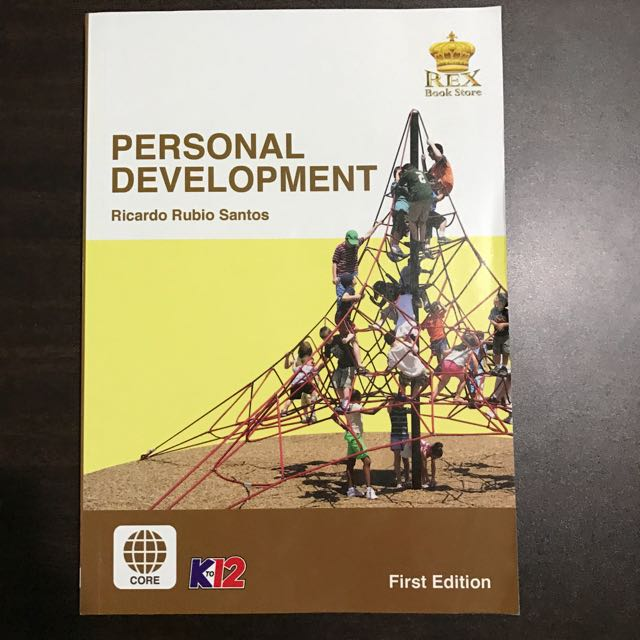 GRADE 11 BOOKS: Personal Development