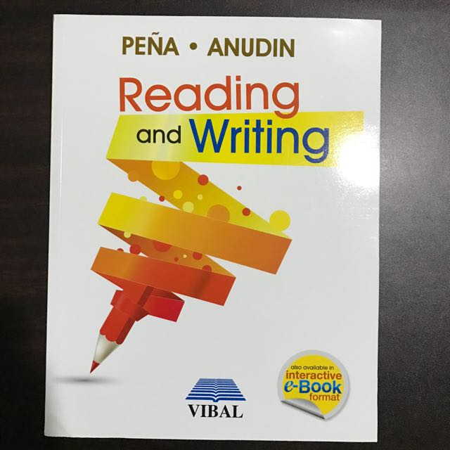 GRADE 11 BOOKS: Reading & Writing