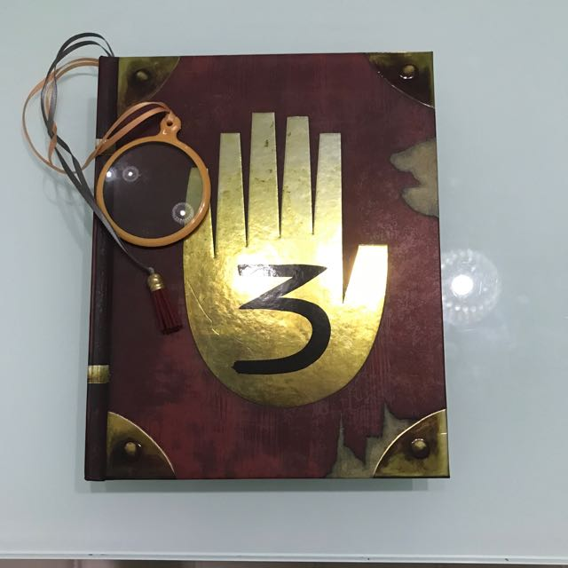 gravity falls journal 3 special edition singapore