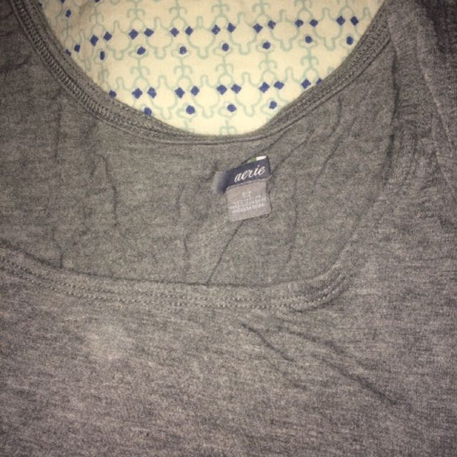 Grey Soft Romper