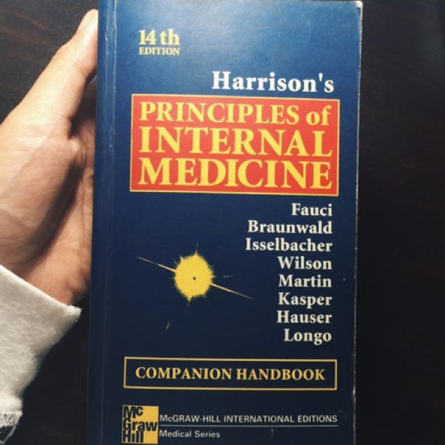 Harrison's 14th Edition