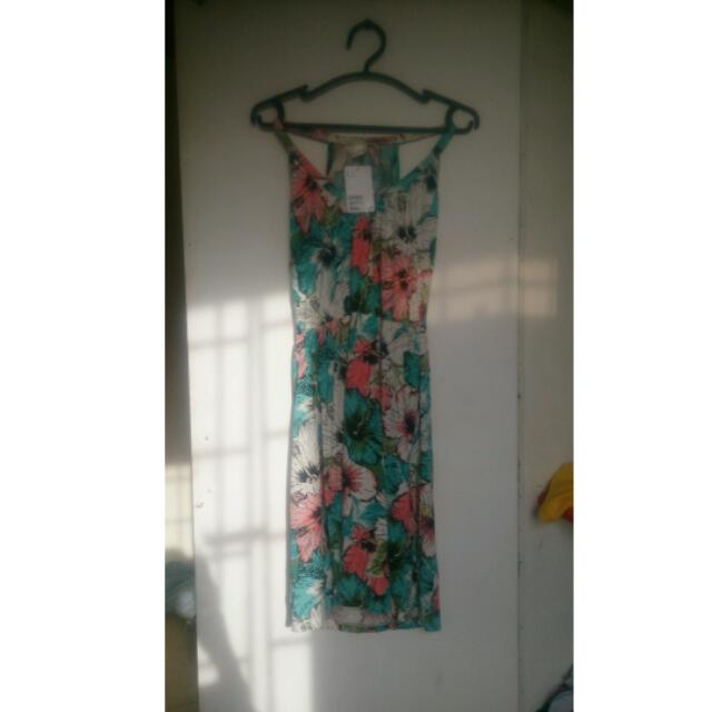 HM Floral Dress ORIGINAL
