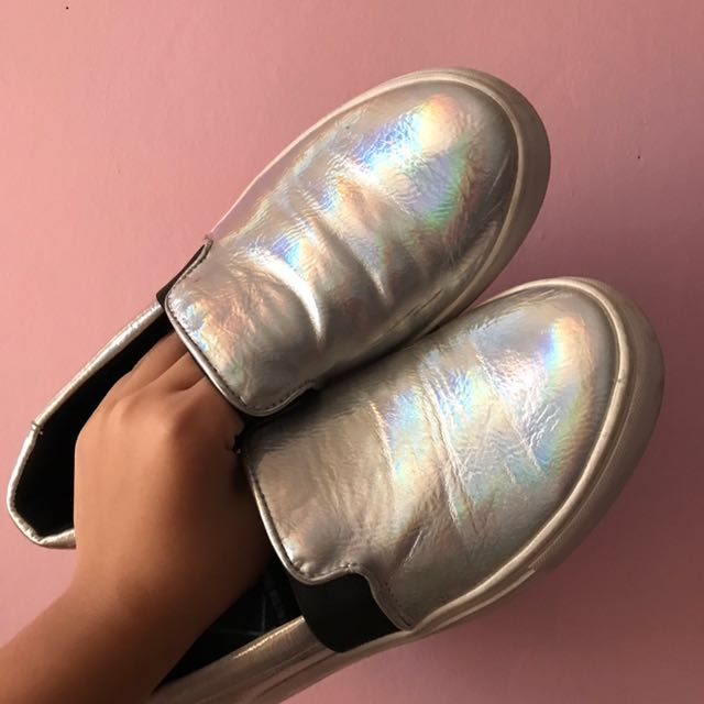 Holographic shoes!!!