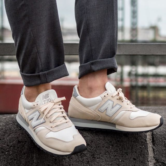 e1424aac53d HOME NEW BALANCE X NORSE PROJECTS M770NC 聯名款, 他的時尚, 鞋子在 ...