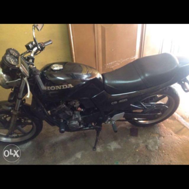 Honda Jade 250cc