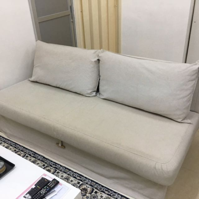 Swell Ikea Himmene Sofa Bed Home Furniture Furniture On Carousell Gmtry Best Dining Table And Chair Ideas Images Gmtryco