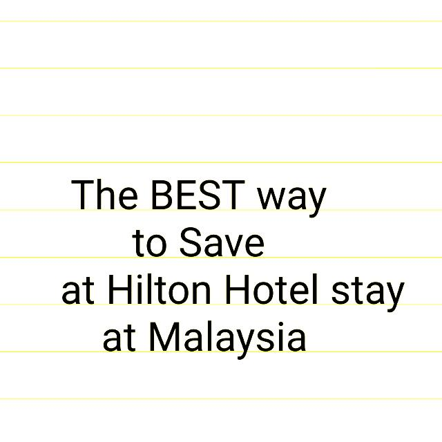 Information About Saving Money Stay At Malaysia