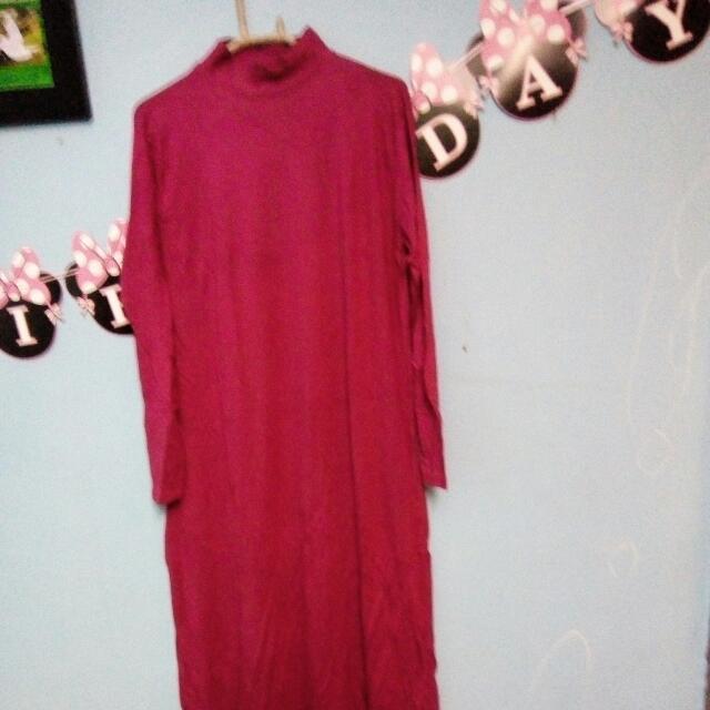Inner Dress.bahan Kaos Sunka.all Size