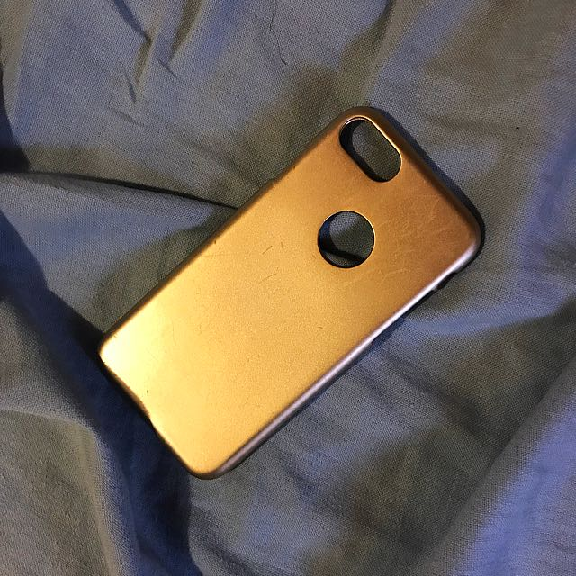 iPhone 6,6+,6s,7 Gold Case