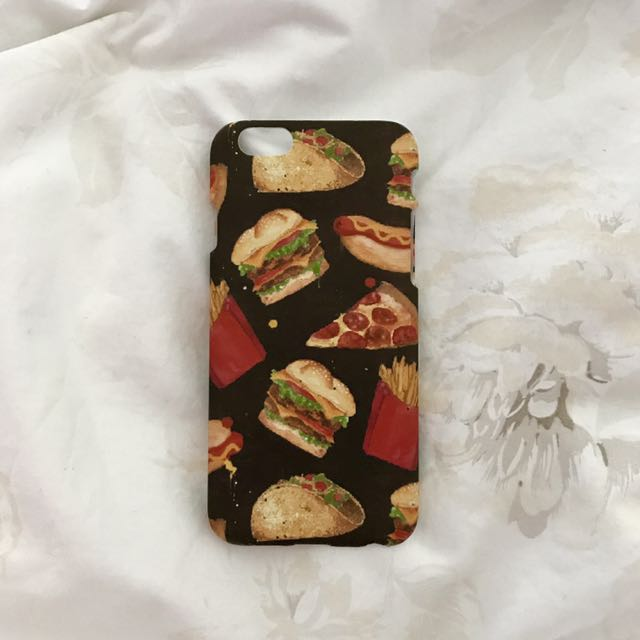 iPhone 6/6s Case - PIZZA