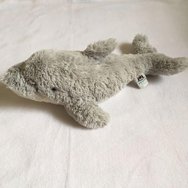 Jellycat - Dora Dolphin Plush Toy