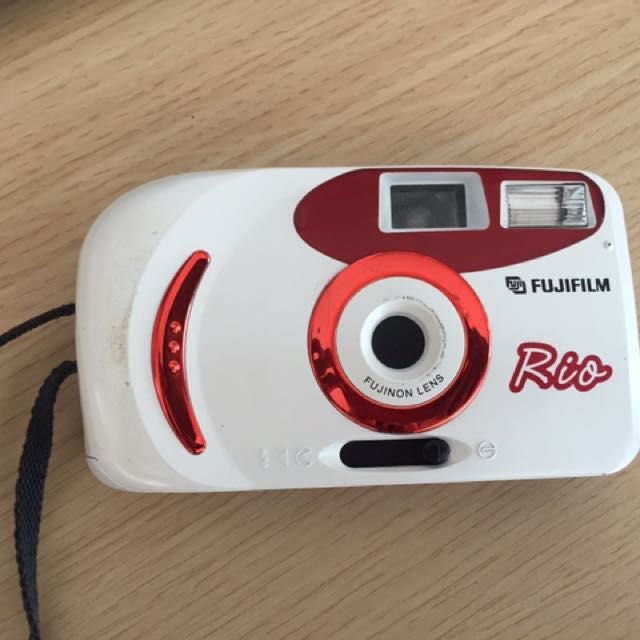 Kamera Analog Fujifilm Rio