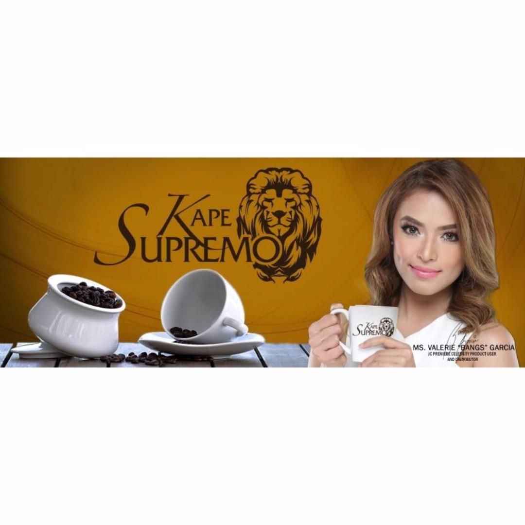 Kape Supremo Coffee
