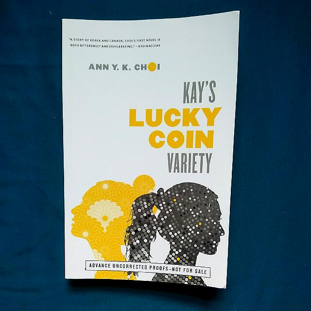 """Kay's Lucky Coin Variety"""