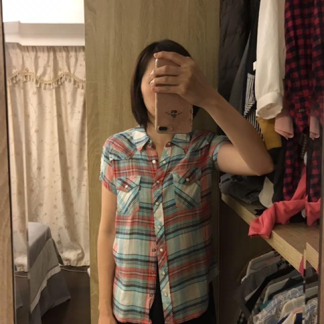 Levi's 合身襯衫
