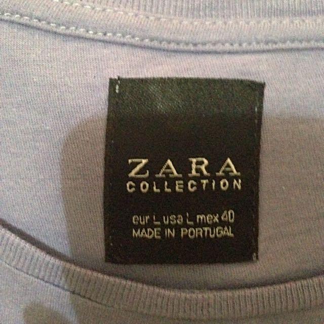 (M) Zara t-shirt