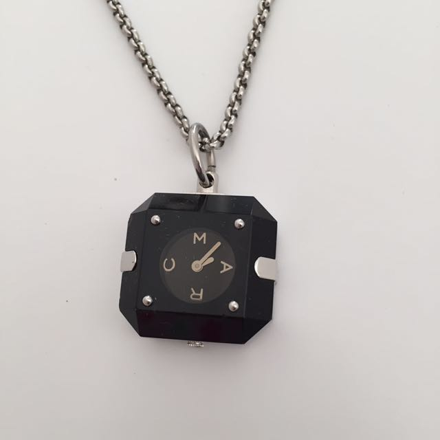 Marc Jacobs Necklace Watch