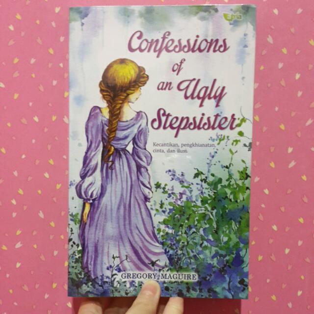 Novel Bekas Confessions Of An Ugly Stepsister