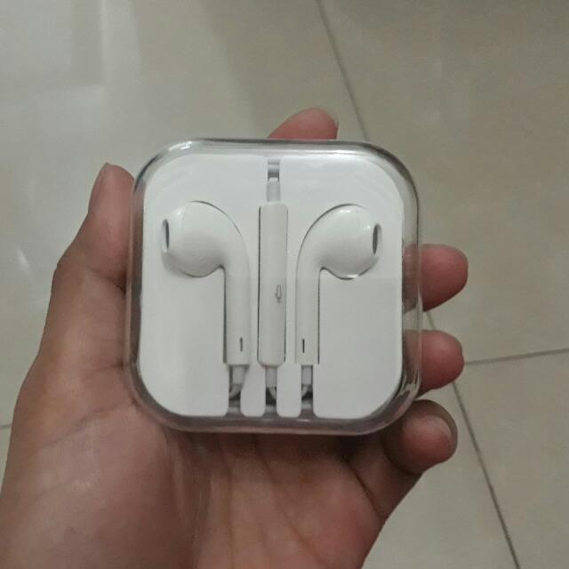OEM Apple Headset