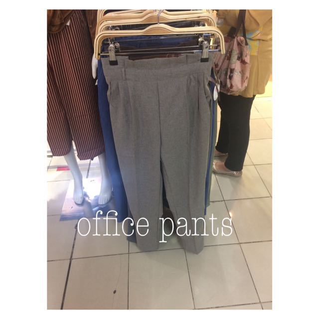 office pants