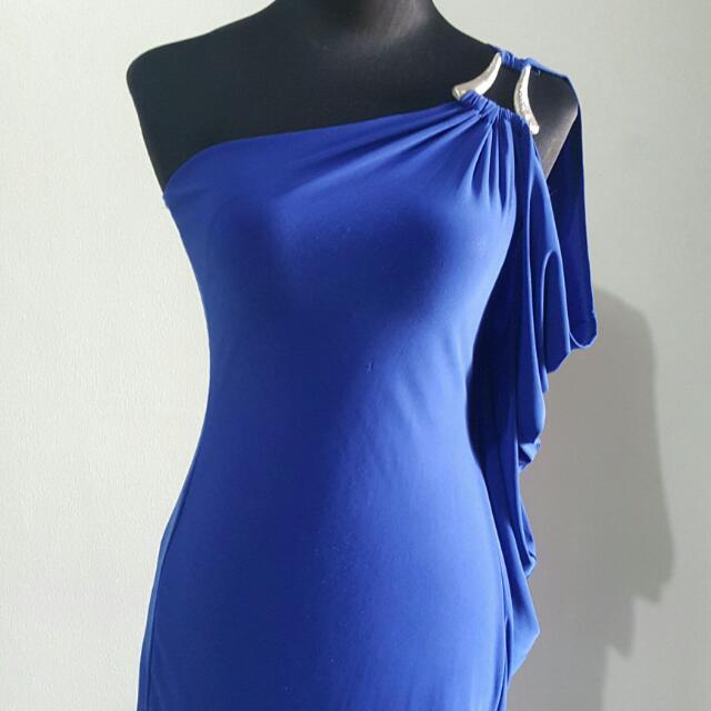 One-Shoulder Formal/Party Dress
