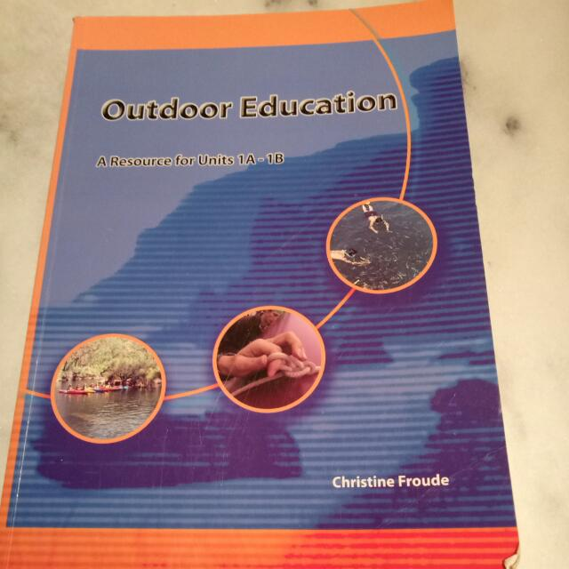 Outdoor Ed Textbook