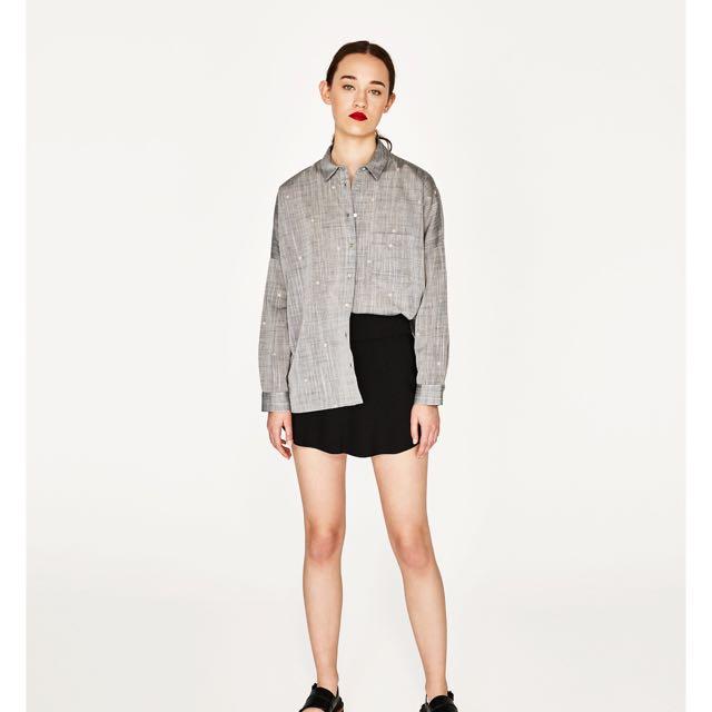 oversize shirt (M)