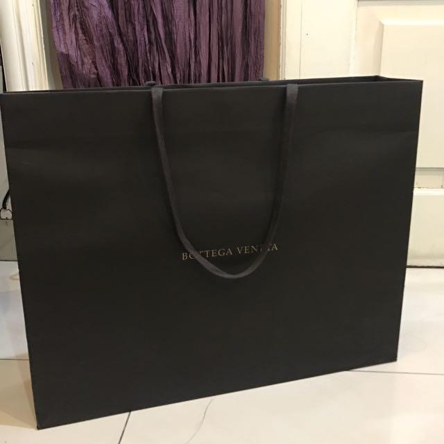 Paperbag Bottega Venetta new