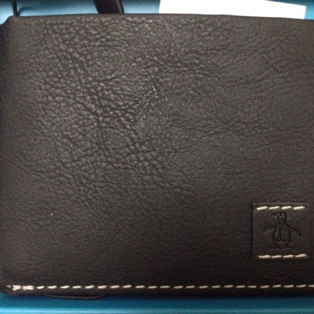 Penguin Men's Wallet