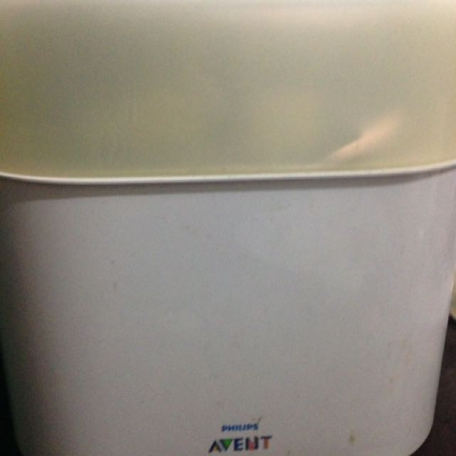 Phillips Avent Sterilizer