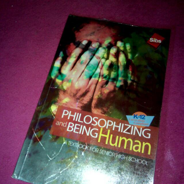 Philosophy Book For Grade 11 Shs