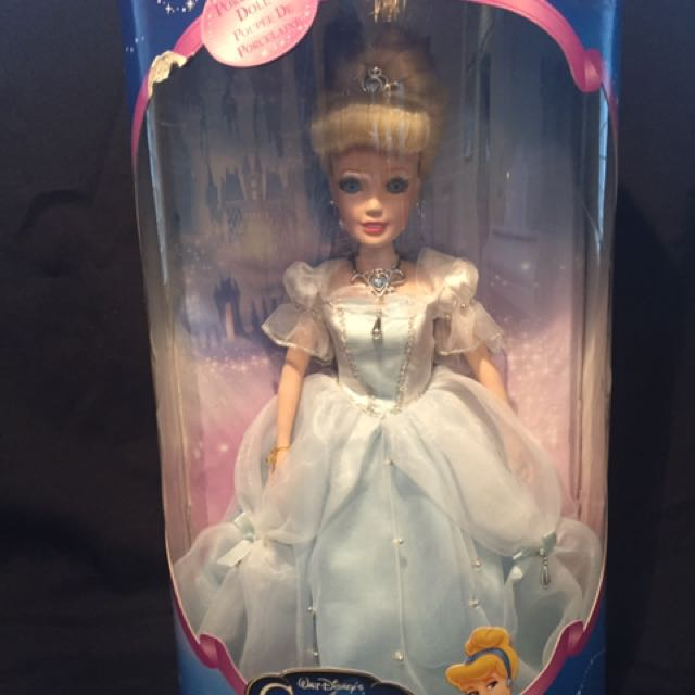 Porcelain Cinderella Collectible
